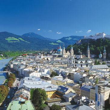 On two-wheels from Krimml Falls to Mozart's romantic Salzburg