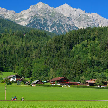 Cycling Holidays in Austria
