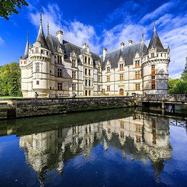 Loire Châteaux – with the wind behind you