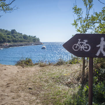 Cycling Croatia's Istrian Coast